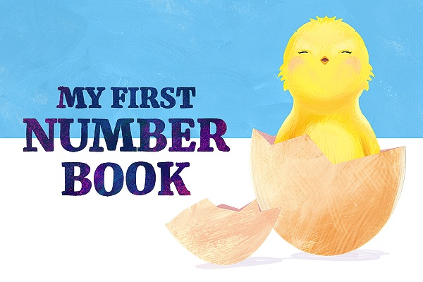 My First Number Book-thumb